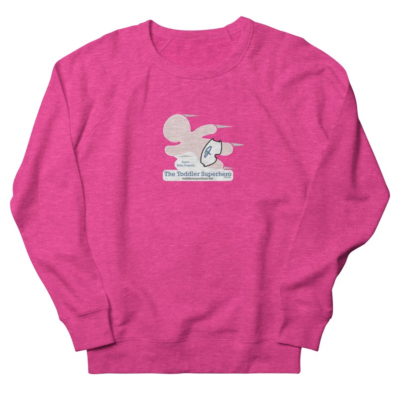 BDTS Flying Women's French Terry Sweatshirt by OFL BDTS Shop