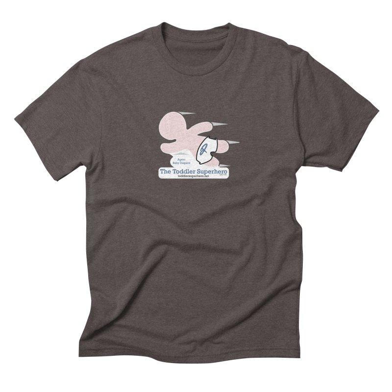 BDTS Flying Men's Triblend T-Shirt by OFL BDTS Shop