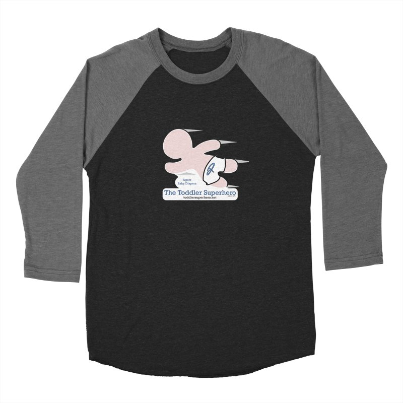 BDTS Flying Men's Baseball Triblend Longsleeve T-Shirt by OFL BDTS Shop
