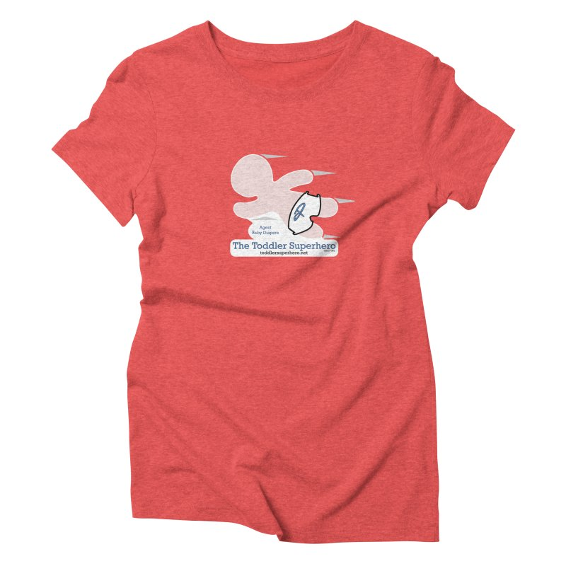 BDTS Flying Women's Triblend T-Shirt by OFL BDTS Shop