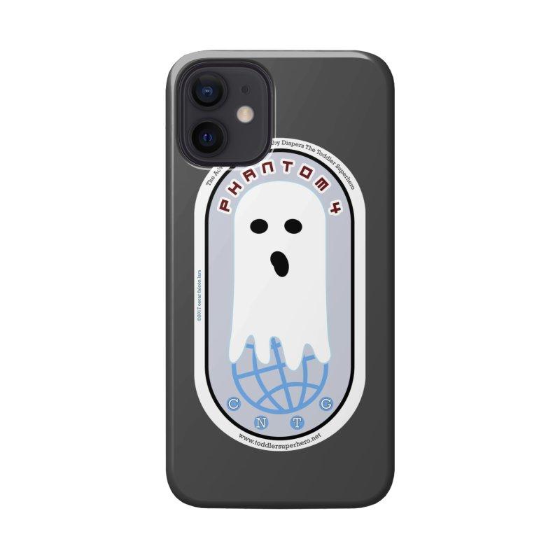 CNTG Phantom 4 Emblem Accessories Phone Case by OFL BDTS Shop