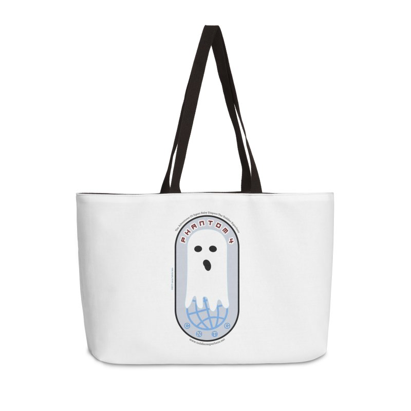 CNTG Phantom 4 Emblem Accessories Bag by OFL BDTS Shop