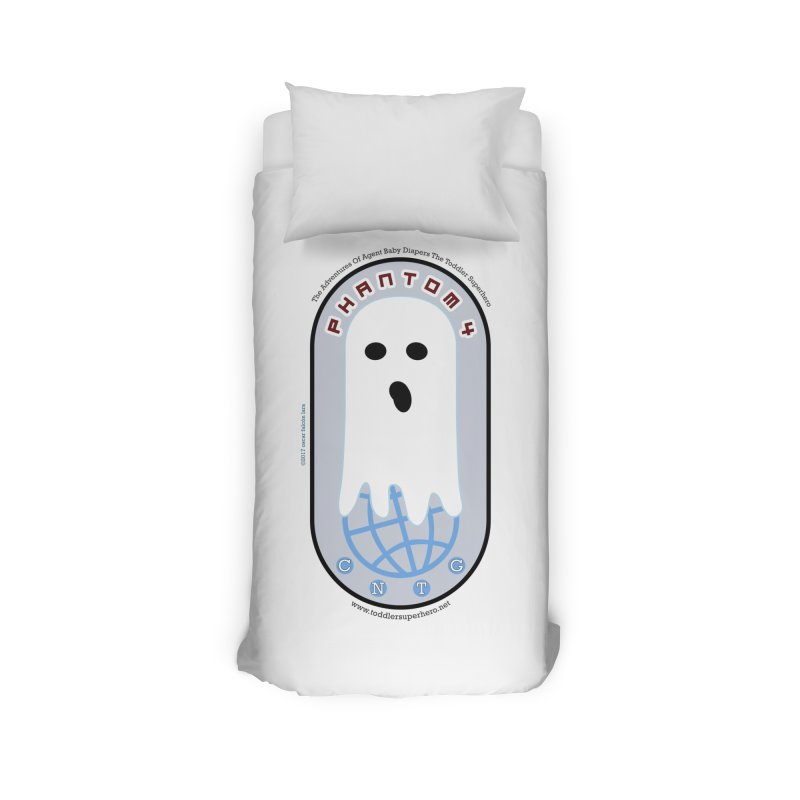 CNTG Phantom 4 Emblem Home Duvet by OFL BDTS Shop