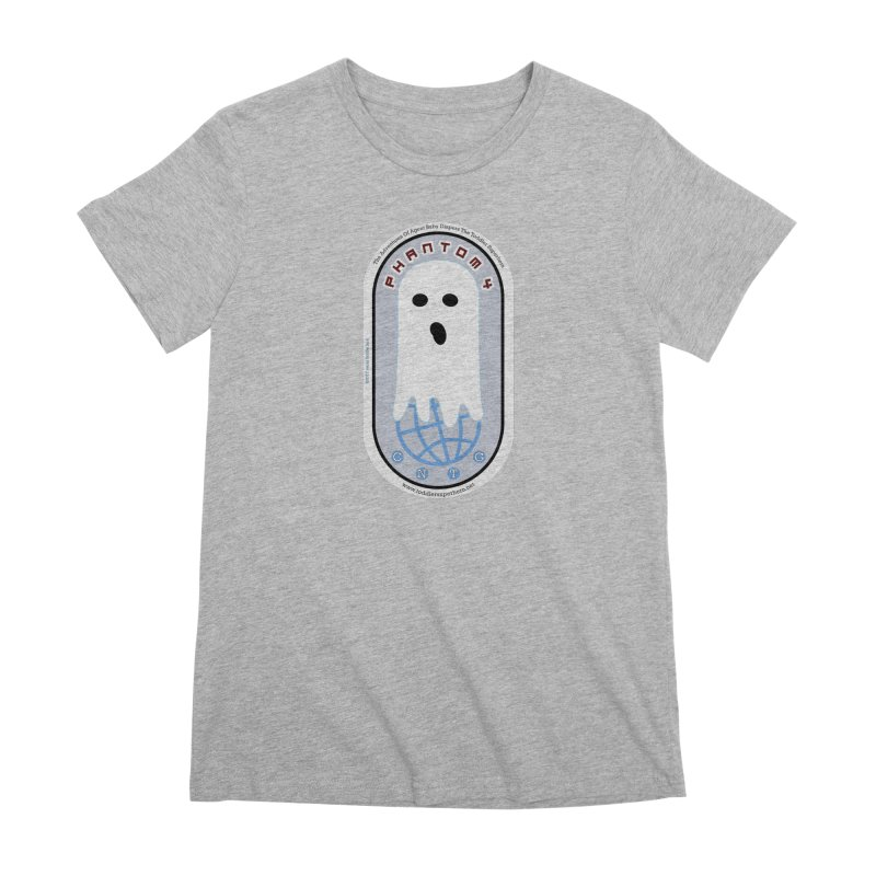 CNTG Phantom 4 Emblem Women's Premium T-Shirt by OFL BDTS Shop