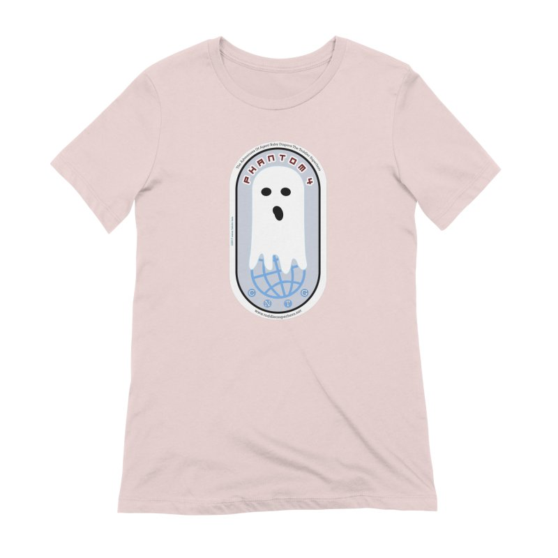 CNTG Phantom 4 Emblem Women's Extra Soft T-Shirt by OFL BDTS Shop