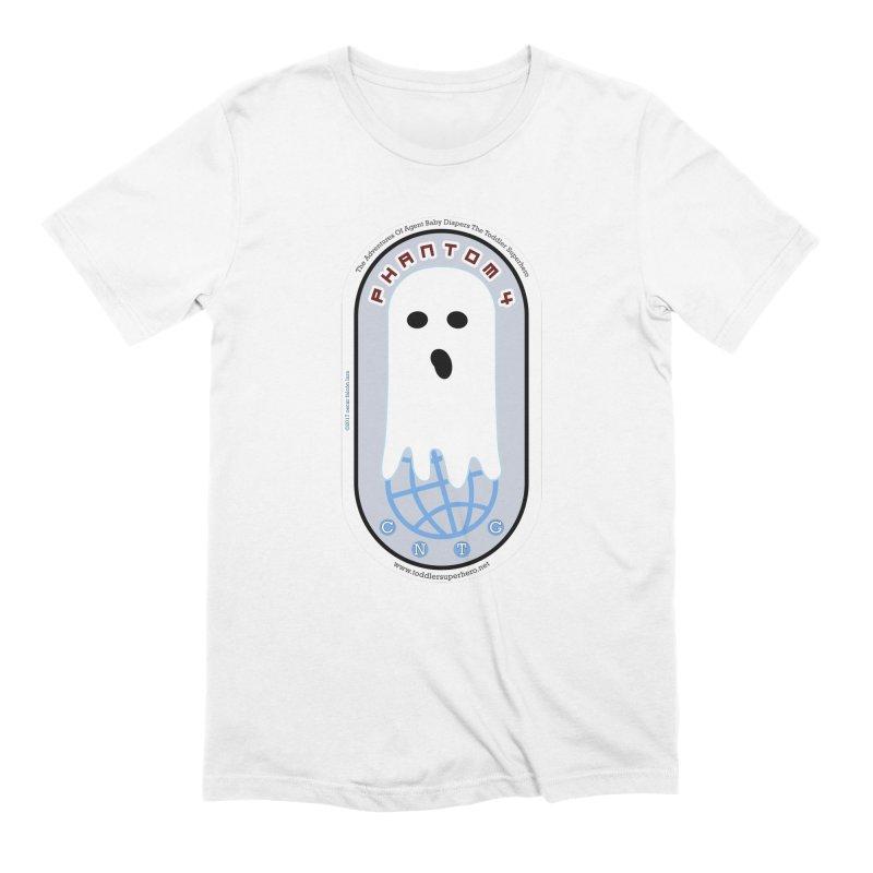 CNTG Phantom 4 Emblem Men's Extra Soft T-Shirt by OFL BDTS Shop