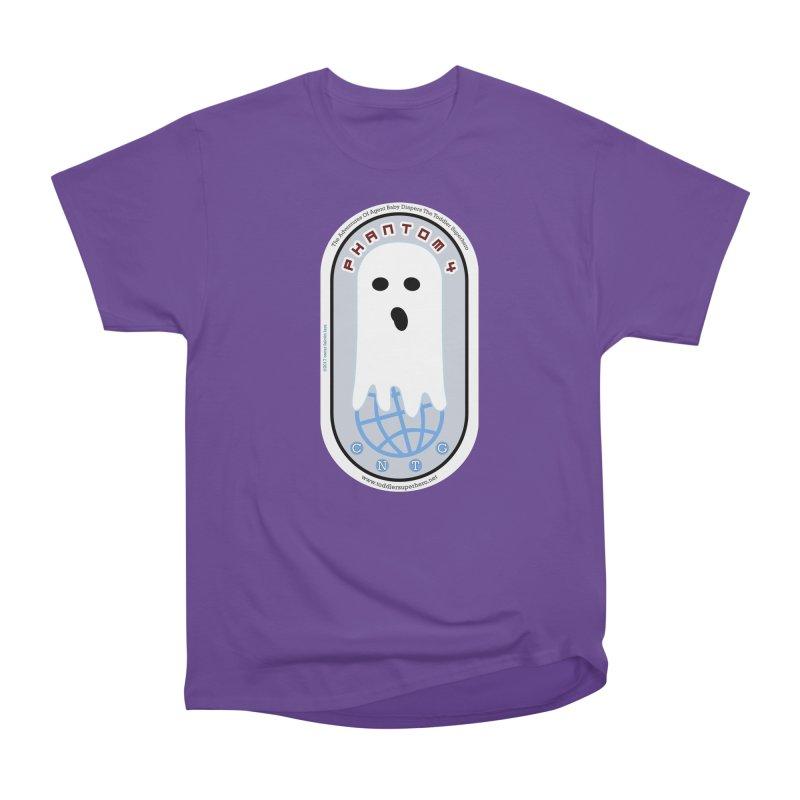 CNTG Phantom 4 Emblem Women's Heavyweight Unisex T-Shirt by OFL BDTS Shop