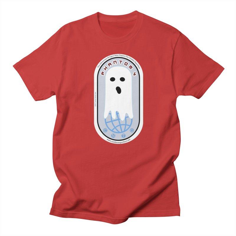 CNTG Phantom 4 Emblem Women's Regular Unisex T-Shirt by OFL BDTS Shop