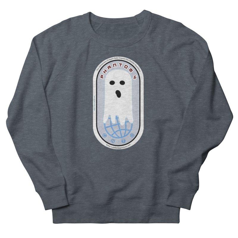 CNTG Phantom 4 Emblem Women's French Terry Sweatshirt by OFL BDTS Shop