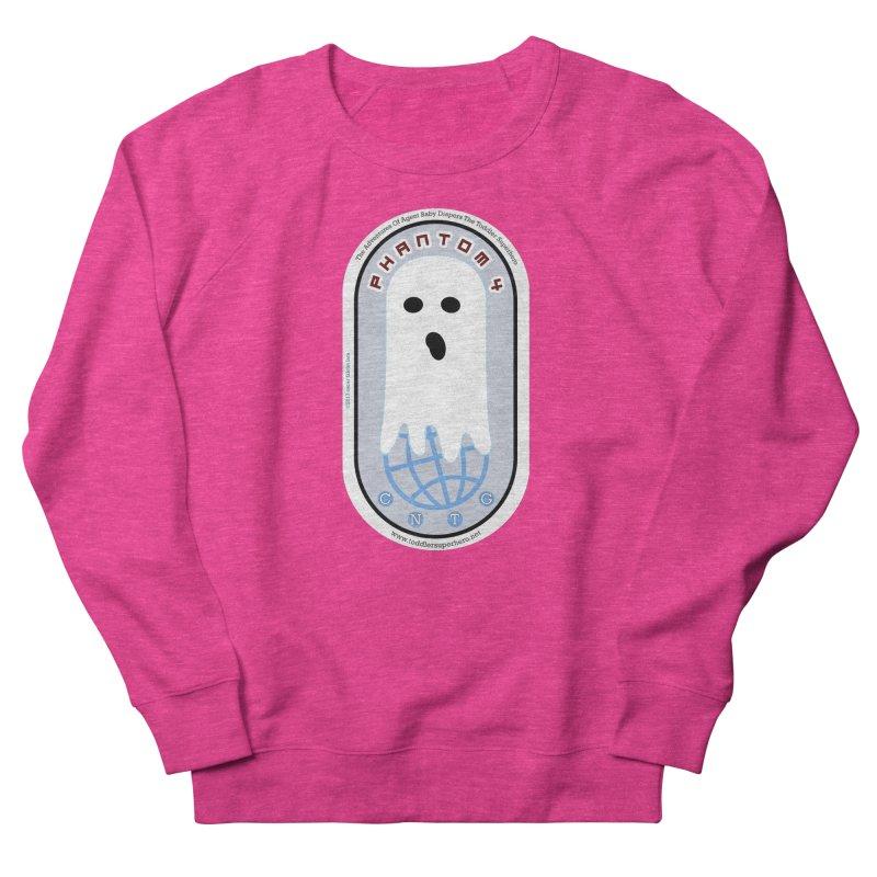 CNTG Phantom 4 Emblem Men's French Terry Sweatshirt by OFL BDTS Shop