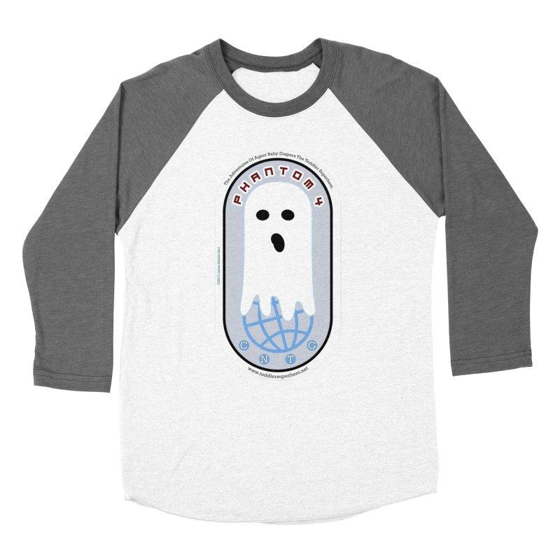 CNTG Phantom 4 Emblem Women's Baseball Triblend Longsleeve T-Shirt by OFL BDTS Shop