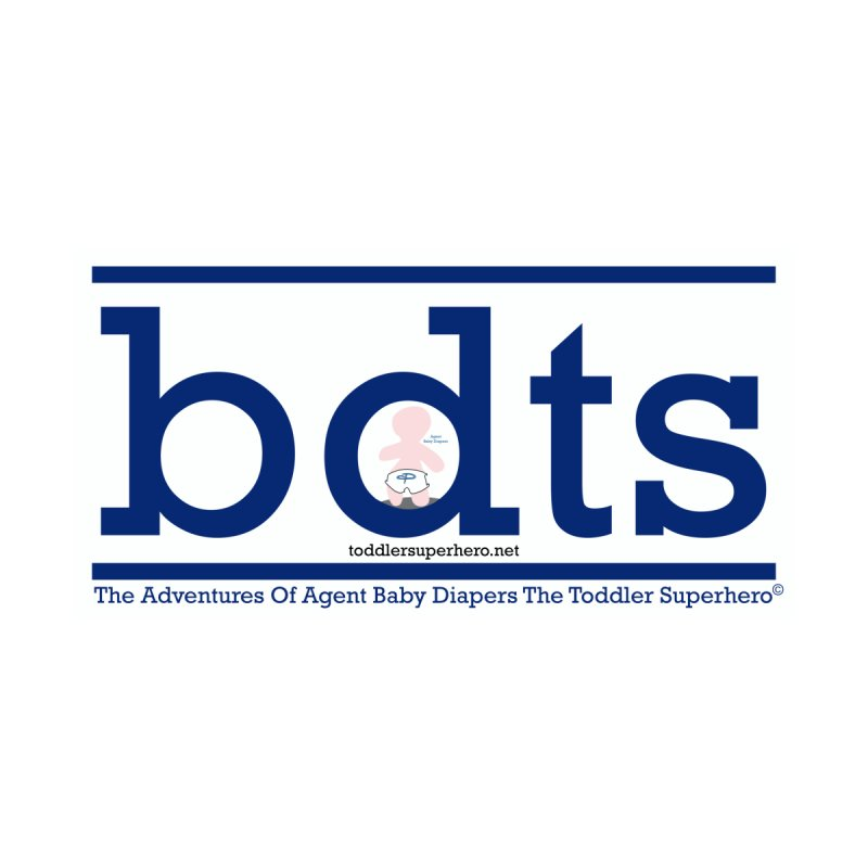 BDTS text logo by OFL BDTS Shop