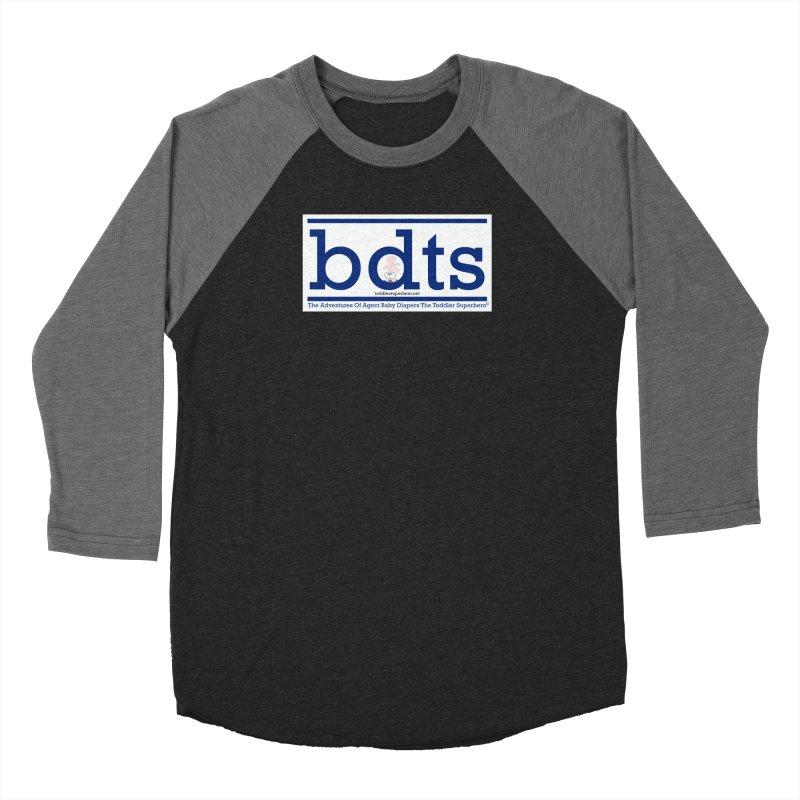 BDTS text logo Women's Longsleeve T-Shirt by OFL BDTS Shop