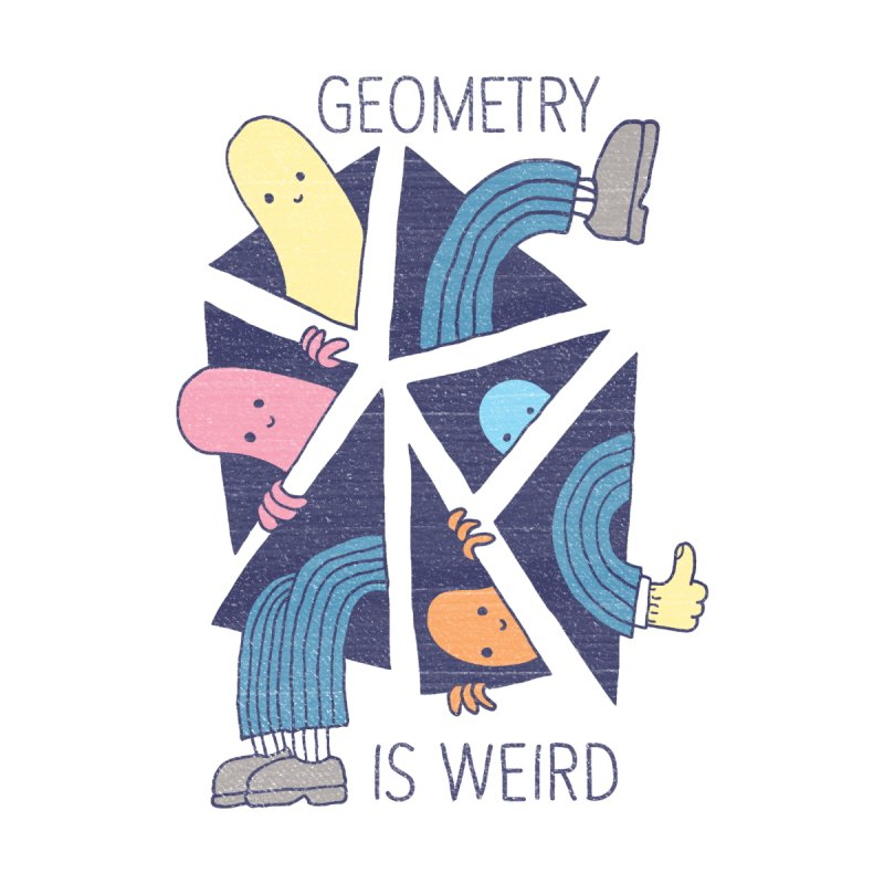GEOMETRY IS WEIRD by Beanepod