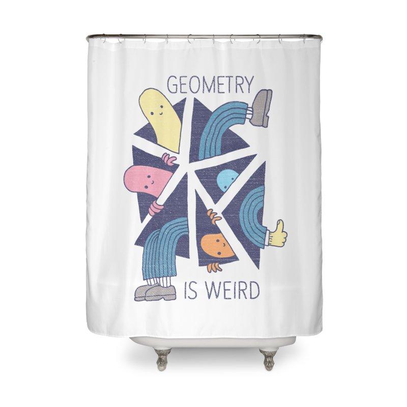 GEOMETRY IS WEIRD   by Beanepod