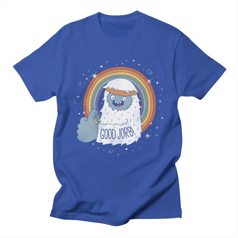 GOOD JORB! Men's Regular T-Shirt by Beanepod