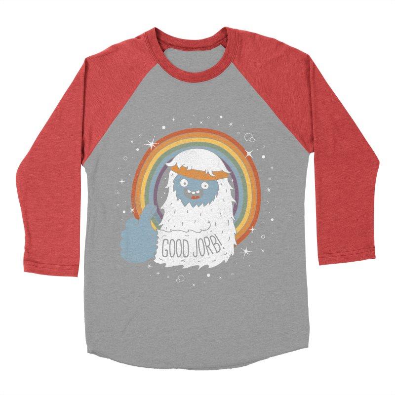 GOOD JORB! Women's Baseball Triblend T-Shirt by Beanepod