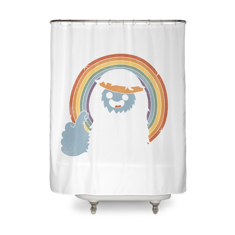 GOOD JORB! Home Shower Curtain by Beanepod