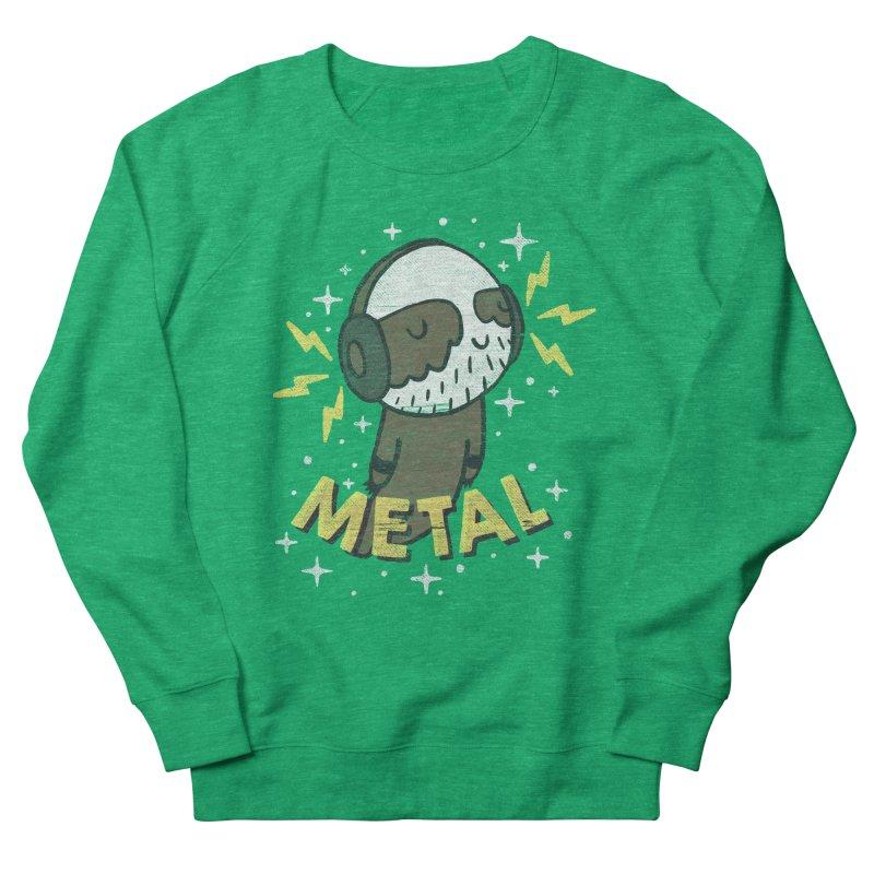 METAL IS MY CO-PILOT Women's Sweatshirt by Beanepod