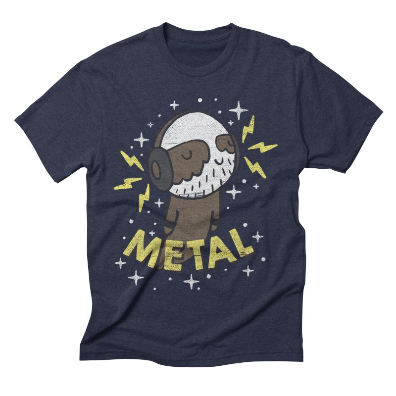 METAL IS MY CO-PILOT   by Beanepod