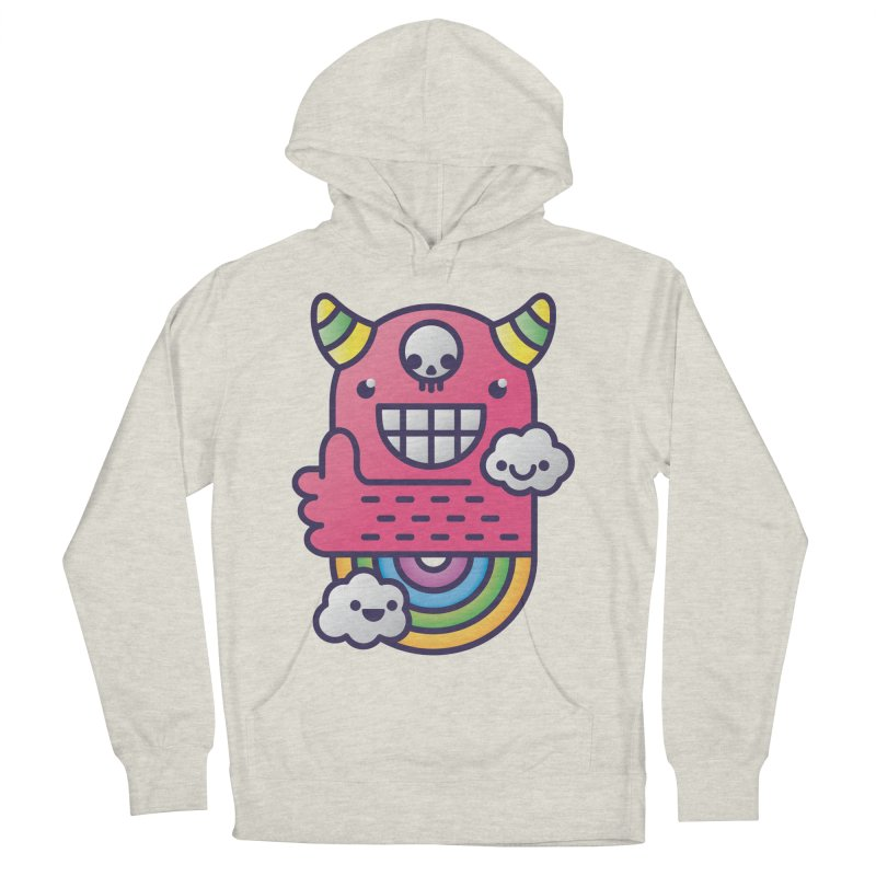 U ARE BEST GOOD FRIEND! Men's French Terry Pullover Hoody by Beanepod