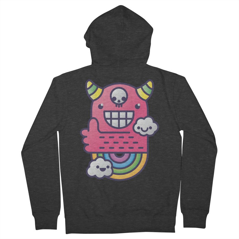 U ARE BEST GOOD FRIEND! Men's French Terry Zip-Up Hoody by Beanepod