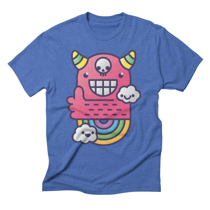 U ARE BEST GOOD FRIEND! Men's Triblend T-Shirt by Beanepod