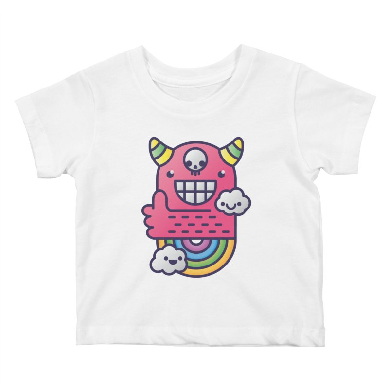 U ARE BEST GOOD FRIEND! Kids Baby T-Shirt by Beanepod