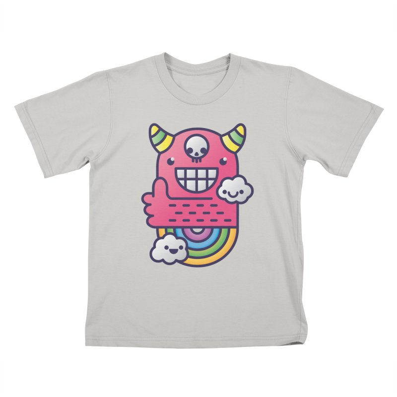 U ARE BEST GOOD FRIEND! Kids T-shirt by Beanepod
