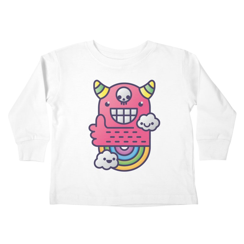 U ARE BEST GOOD FRIEND! Kids Toddler Longsleeve T-Shirt by Beanepod