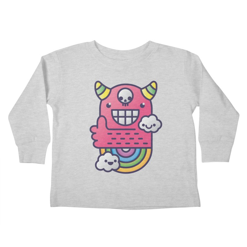 U ARE BEST GOOD FRIEND! Kids Toddler Longsleeve T-Shirt by Beanepod