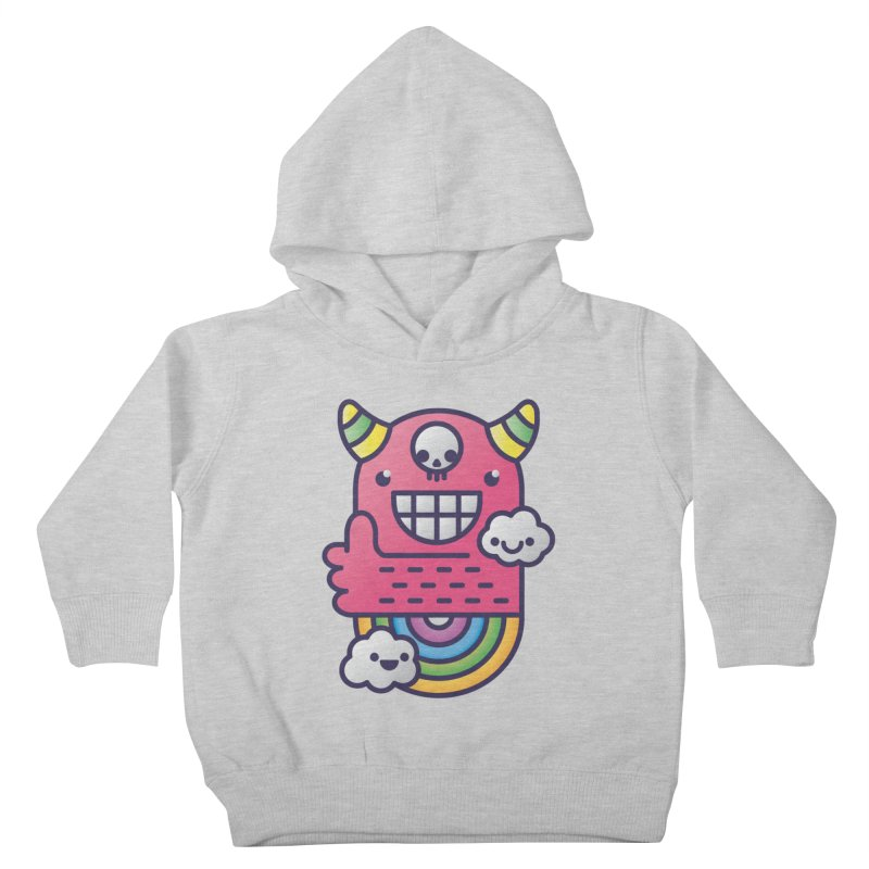 U ARE BEST GOOD FRIEND! Kids Toddler Pullover Hoody by Beanepod