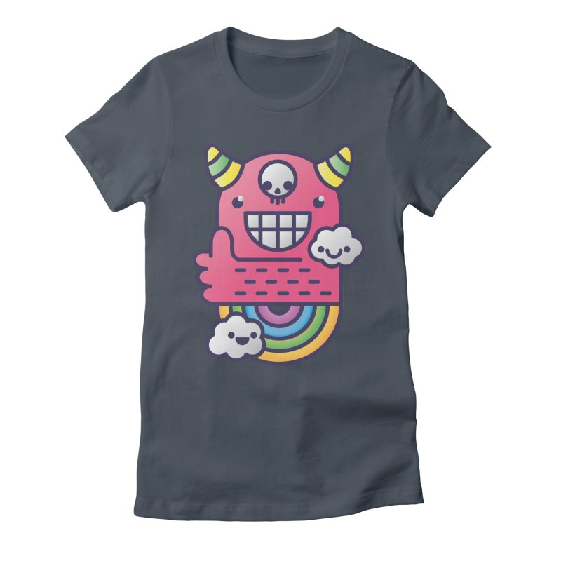U ARE BEST GOOD FRIEND! Women's Fitted T-Shirt by Beanepod