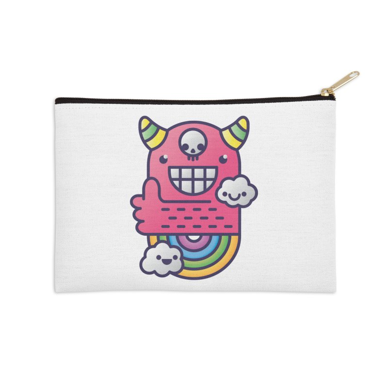 U ARE BEST GOOD FRIEND! Accessories Zip Pouch by Beanepod