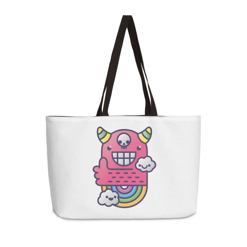 U ARE BEST GOOD FRIEND! Accessories Weekender Bag Bag by Beanepod