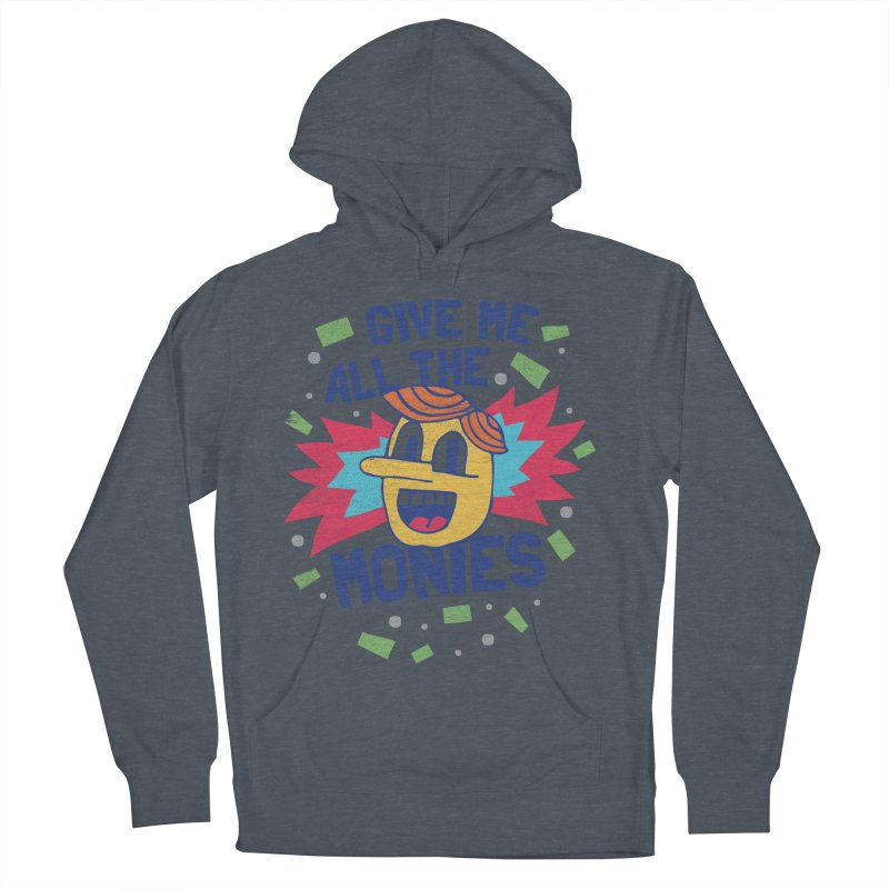 CAPITALISM IS AWESOME! Women's Pullover Hoody by Beanepod