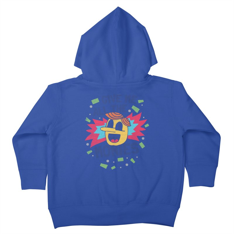 CAPITALISM IS AWESOME! Kids Toddler Zip-Up Hoody by Beanepod