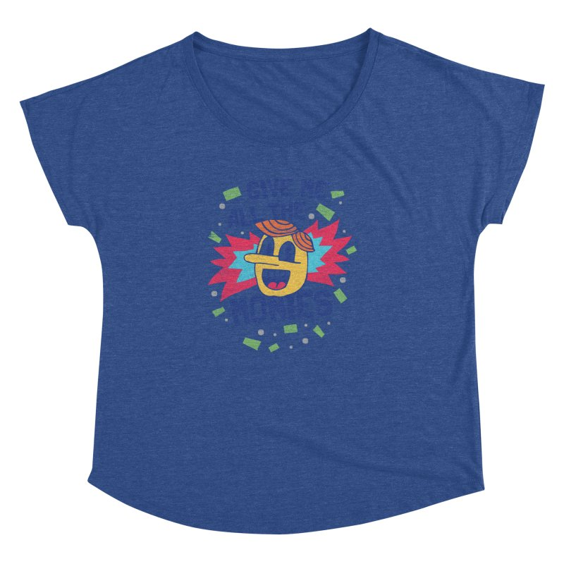 CAPITALISM IS AWESOME! Women's Dolman by Beanepod