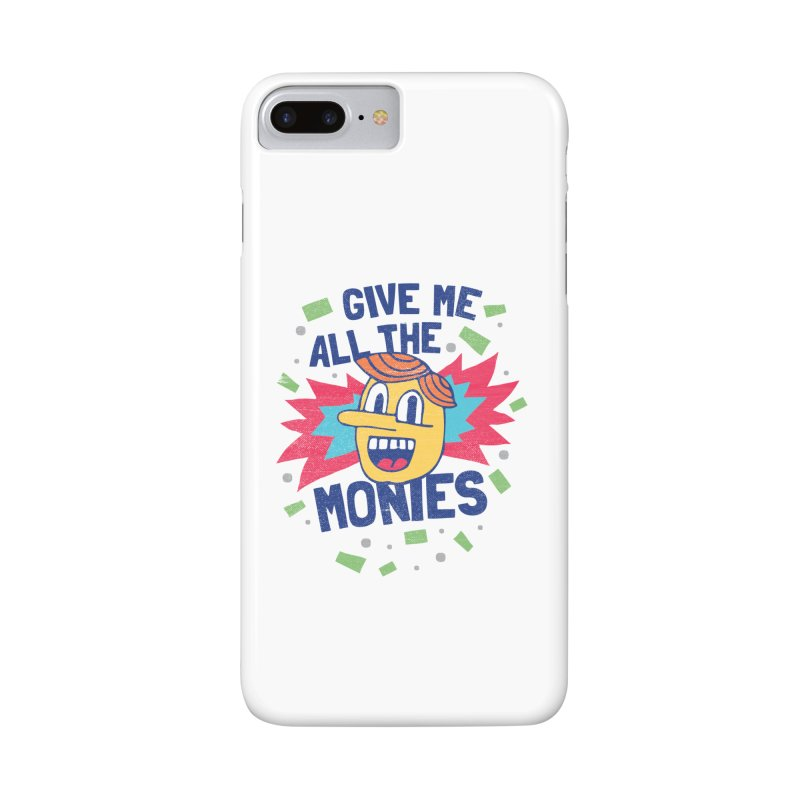 CAPITALISM IS AWESOME! Accessories Phone Case by Beanepod