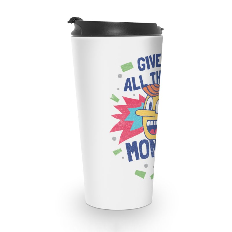 CAPITALISM IS AWESOME! Accessories Travel Mug by Beanepod