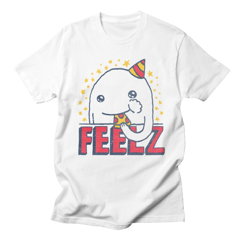 ALL OF THE FEELZ Men's T-Shirt by Beanepod