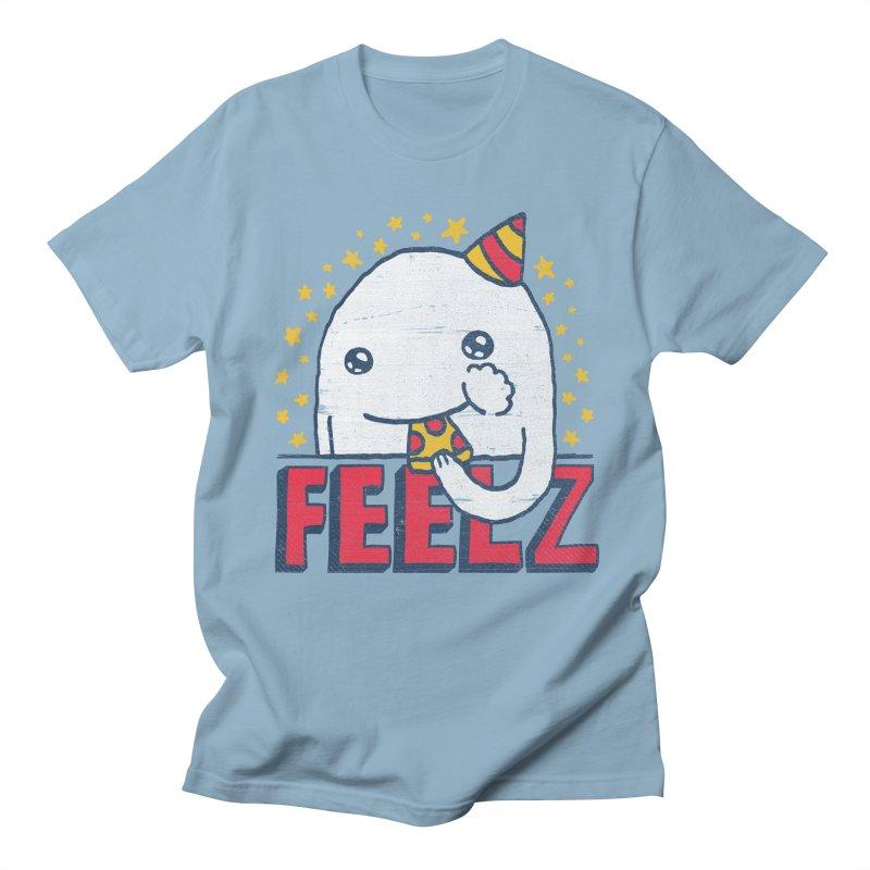 ALL OF THE FEELZ Women's Regular Unisex T-Shirt by Beanepod