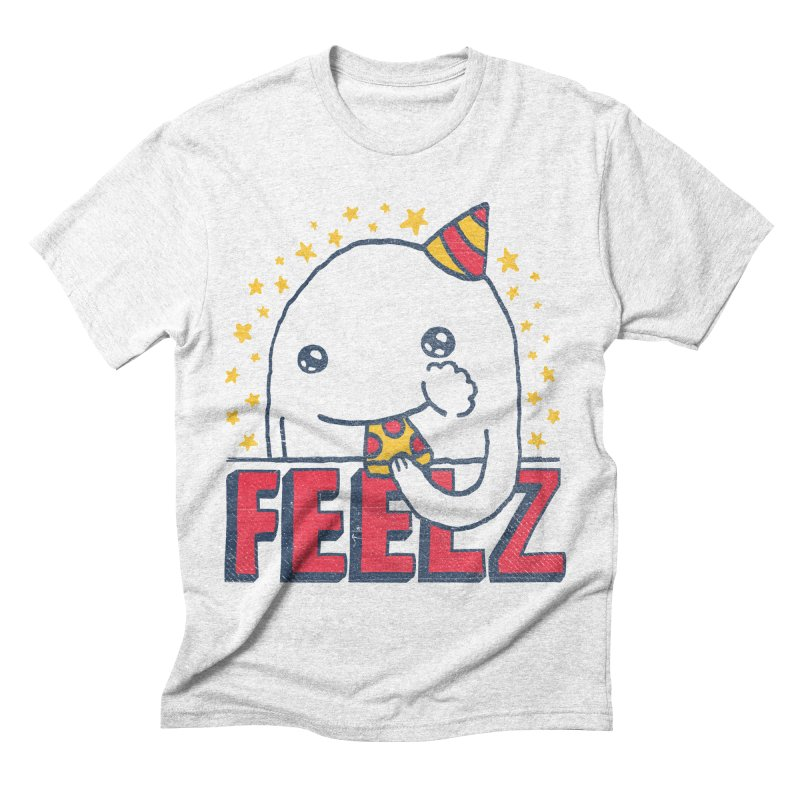 ALL OF THE FEELZ Men's Triblend T-shirt by Beanepod
