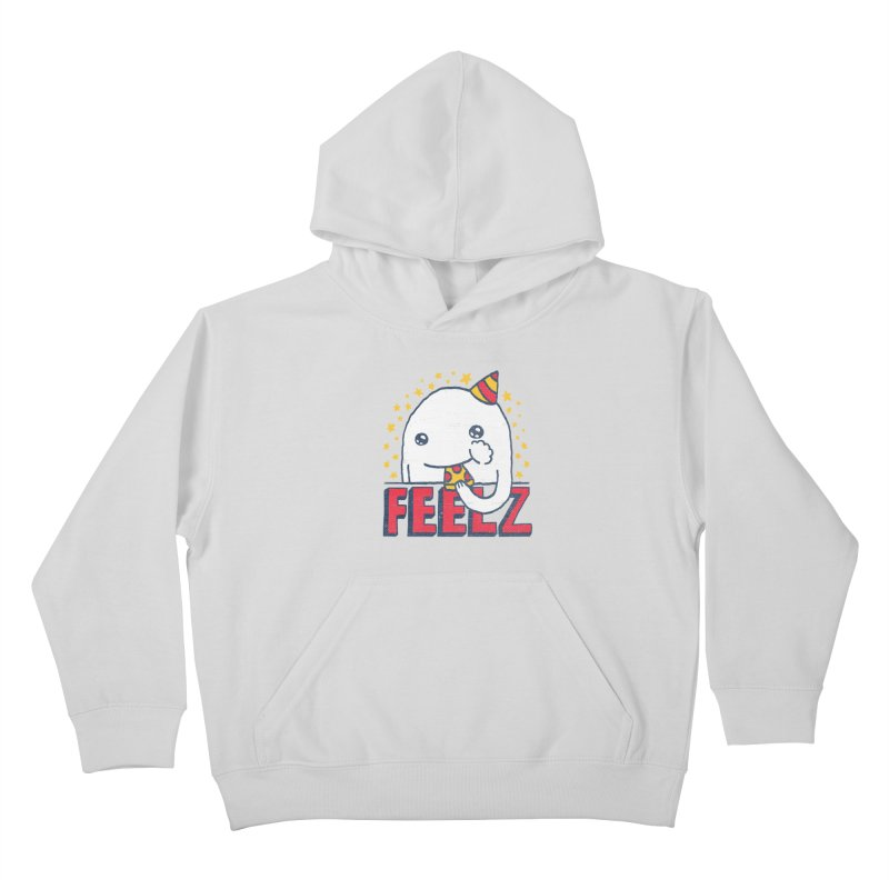 ALL OF THE FEELZ Kids Pullover Hoody by Beanepod