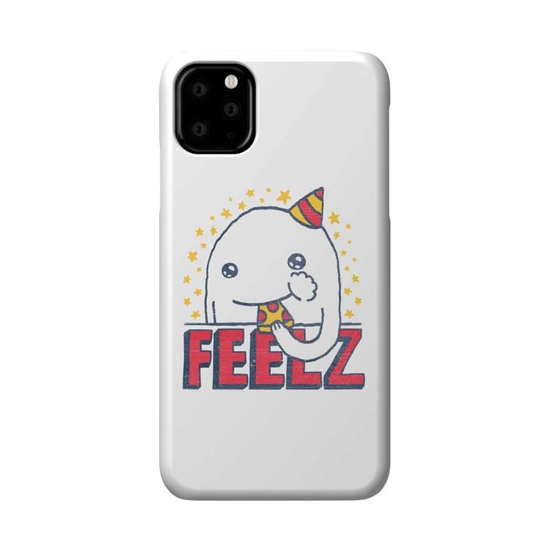 ALL OF THE FEELZ Accessories Phone Case by Beanepod