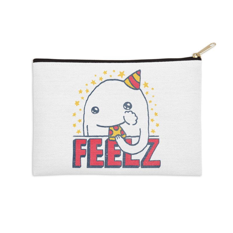ALL OF THE FEELZ Accessories Zip Pouch by Beanepod