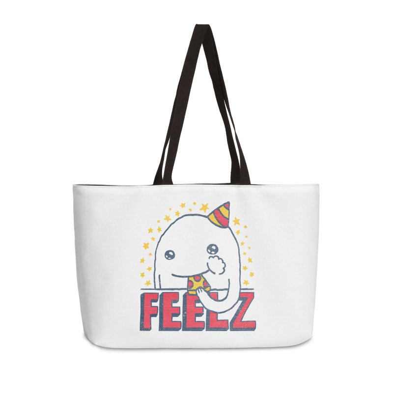 ALL OF THE FEELZ Accessories Weekender Bag Bag by Beanepod