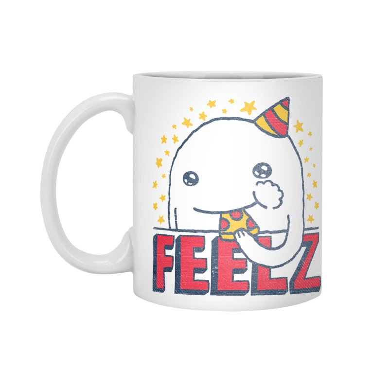 ALL OF THE FEELZ Accessories Mug by Beanepod
