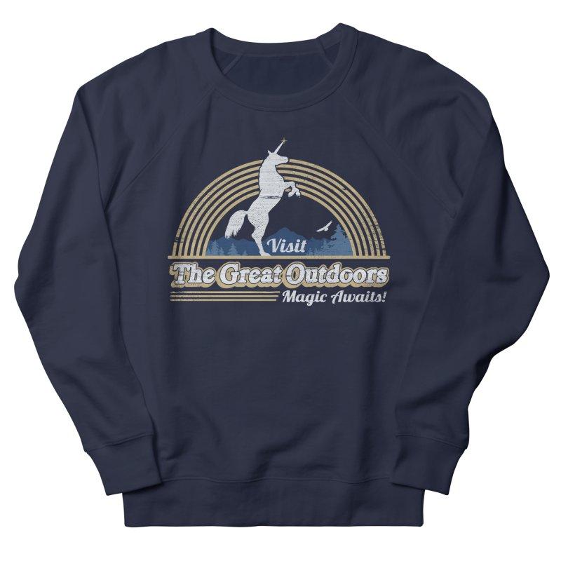 MAGIC AWAITS! Women's Sweatshirt by Beanepod