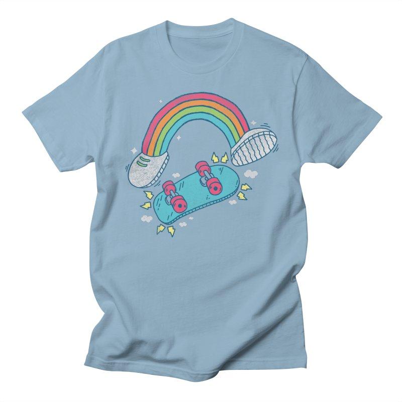Radbow Men's Regular T-Shirt by Beanepod